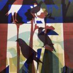 Bird's Eye View £250 Monotype  Unique. NEW