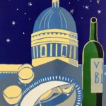Dinner at The Tate  £150  Linoprint  Edition of ten   NEW