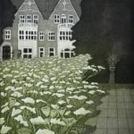 Chelsea Physic Garden I  £150 Etching, Edition of 25,    3 SOLD