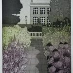 Chelsea Physic Garden II  £150 Etching, Edition of 25,   1 SOLD