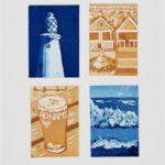 Southwold 4  £100  Etching, Edition of 25