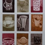 Warm Cuppa £150  Etching, Edition of 25